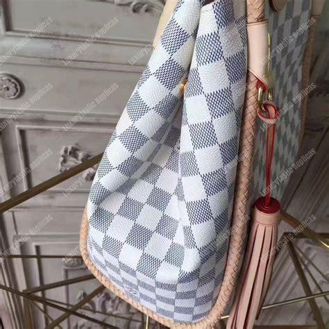 lv propriano bag damier azur canvas luxurytastic replicas