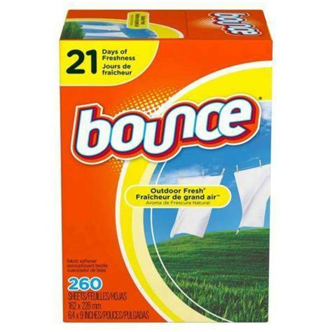 bounce dryer sheets laundry supplies ebay