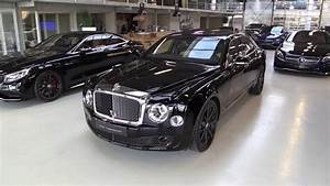 Bentley Mulsanne 2016 : inside the bentley mulsanne blue train start up exhaust sound in depth review interior ~ Maxctalentgroup.com Avis de Voitures