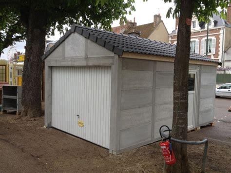 Garage Préfabriqué En Béton Prix  Maison François Fabie