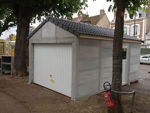 Prix Garage Parpaing 20m2 : prix garage double pr fabriqu b ton l 39 impression 3d ~ Dailycaller-alerts.com Idées de Décoration