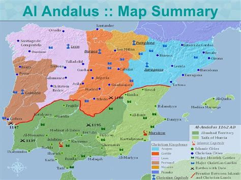 andalusia andalus map story