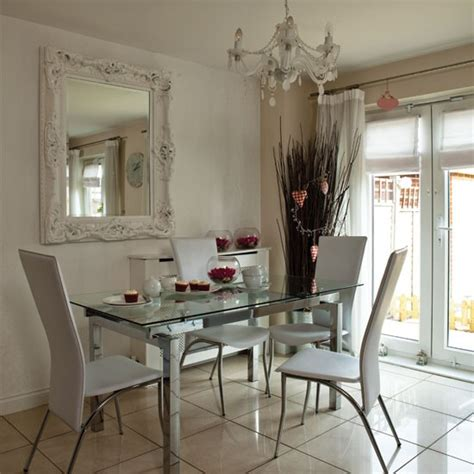 Decorating Ideas For New Builds by Dining Room Real Homes Modern New Build Leeds Town