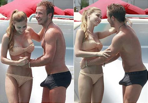 World Cup Star Shows Off Boner In This Timely Snapped Photorelationship Surgery Relationship