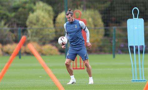 Tottenham fans react as Gareth Bale posts training video ...