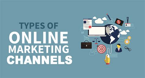 types   marketing channels  practical