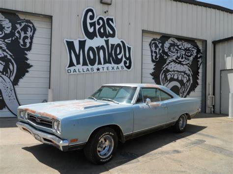 gas monkey garage cars for for gas monkey garage 1969 gtx mopar for for