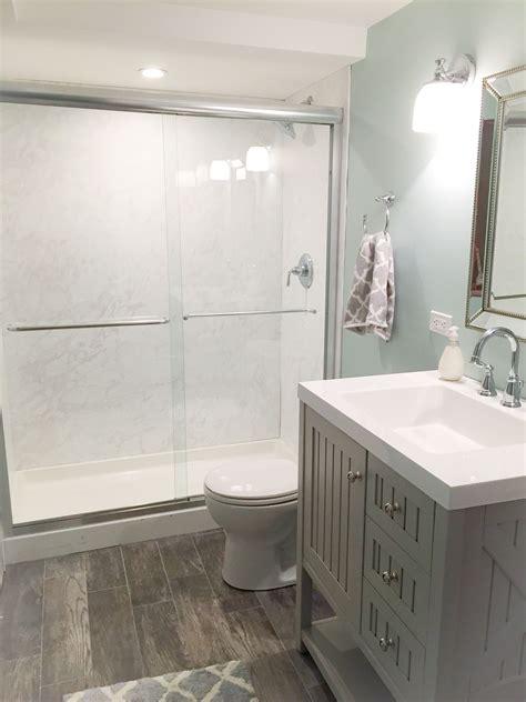 benjamin bathroom paint ideas our basement bathroom vanity by martha stewart paint