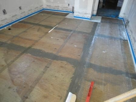 Wood Floor Leveling Epoxy by How To Apply Concrete Plywood Louisville Co Project