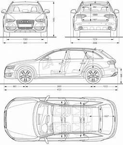 Dimension Audi A4 : 2012 audi a4 allroad dimensions ~ Medecine-chirurgie-esthetiques.com Avis de Voitures
