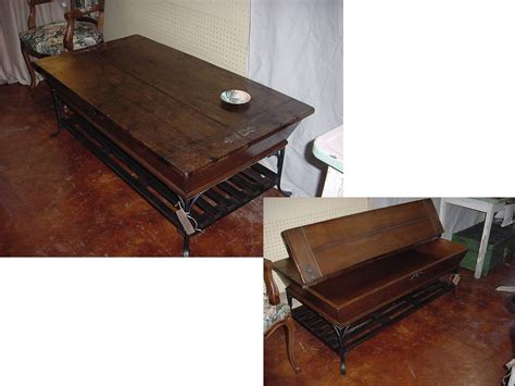 coffee table with hidden storage hidden storage coffee table images