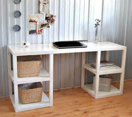 Modern Writing Desk Ikea by 20 Diy Desks That Really Work For Your Home Office