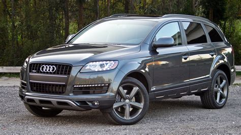 2015 audi q7 driven review top speed