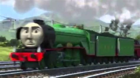 The Flying Scotsman In Cgi!