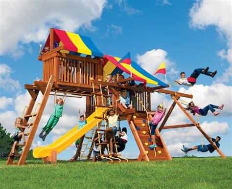 The Backyard Factory by The Backyard Factory Kirkland Rainbow Play