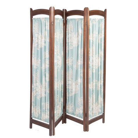 dressing folding screen vintage four fold dressing screen the unique seat