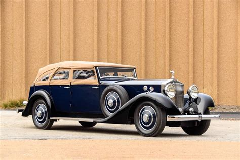 The car is a bentley s1 converted to a rolls royce,only the grill, hub cap, and the badge has been change to look just like a rolls royce, it is the same ca. 1935 Rolls-Royce Phantom II for sale #2271743 - Hemmings ...