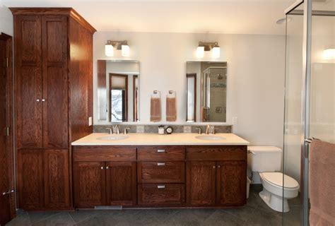 bathroom linen closet design  design ideas