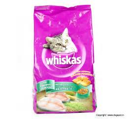 Whiskas Dry Cat Food Tuna Flavour Salmon Pocket for Soft and Shiny Coat 1.4 Kg