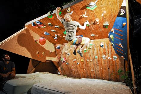 how to build a freestanding wall planning a climbing wall 187 the home climbing wall resource