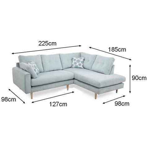 dimensions canapé canapé d 39 angle personnalisable calais ou microfibre