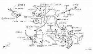 1999 Nissan Frontier Key Line Diagram  Nissan  Auto Parts