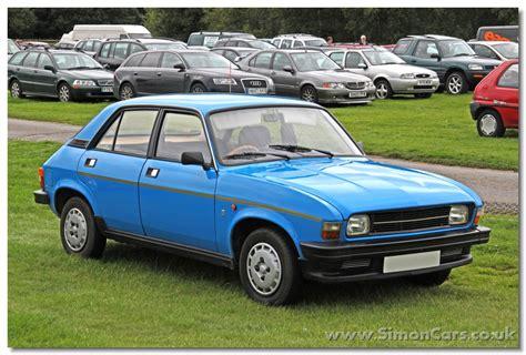 Simon Cars - Austin Allegro