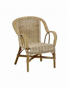 Siege En Rotin : fauteuil d 39 enfant en rotin naturel authentique ~ Teatrodelosmanantiales.com Idées de Décoration