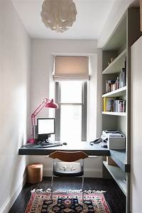 small office design ideas 57 Cool Small Home Office Ideas - DigsDigs