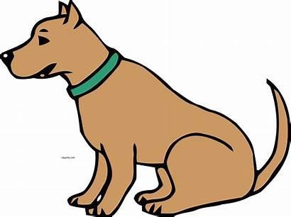 Clipart Dog Burlywood Clipartly