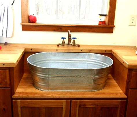 Trough Bathtub Diy by 13 Creative Diy Bathroom Vanities