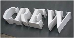 large foam letters foam letters styrofoam letters eps With how to make large styrofoam letters