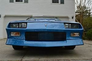 1992 Chevy Camaro Rs 25th Anniversary 5 Speed Manual
