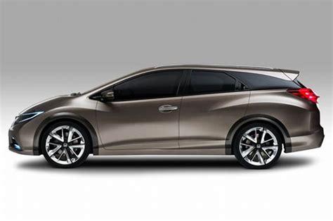 Honda Civic Tourer Usa by Honda Civic Tourer Concept Revealed Books Worth Reading