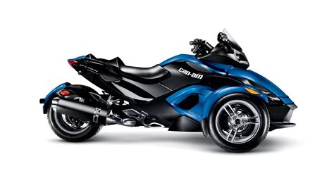 Can-am Spyder Rs Roadster 2010