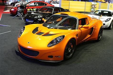 lotus exige gt concept images specifications
