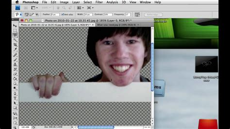Make Awesome Facebook Profile Picture Mac Youtube