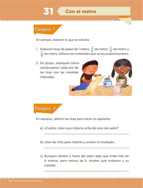 Matemáticas nombre del alumno (a) examen matematicas cuarto grado de primaria. Desafios Matematicos 3 Grado De Primaria Contestado - cptcode.se