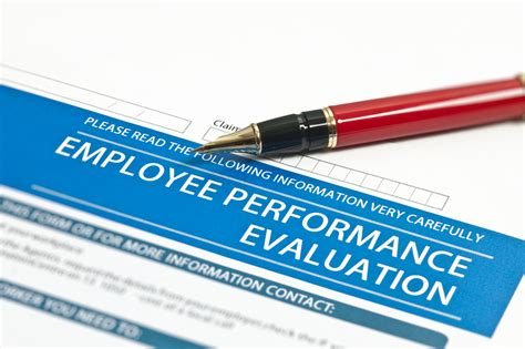 Employee Performance Evaluations: Best Practices and