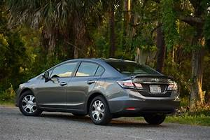 Honda Civic Hybride : 2013 honda civic hybrid quick spin photo gallery autoblog ~ Gottalentnigeria.com Avis de Voitures