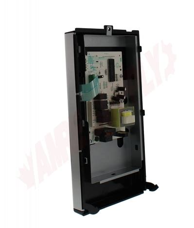 wgf ge microwave control panel assembly stainless amre supply