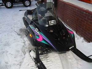 1995 Arctic Cat Puma 340