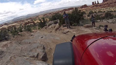Tower Arch Off Road Trail Arches National Park Youtube