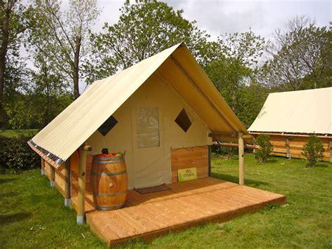 toile de tente 3 chambres mobitoiles et tentes bois toile cing la vallée du