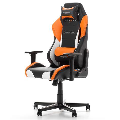 orange siege dxracer drifting d61 orange siège pc dxracer sur ldlc com