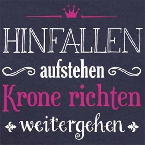Spruch Hinfallen Krone Richten by Suchbegriff Quot Lustige Spr 252 Che Quot Pullover Hoodies