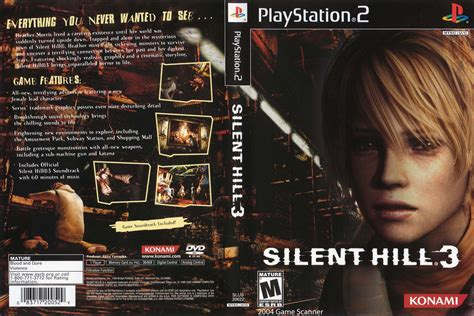 Silent Hill 3 Windows X360 Ps3 Ps2 Game Mod Db