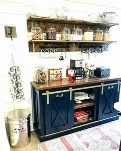 50, Diy, Coffee, Bar, Ideas, Inside, The, Home, For, Coffee, Enthusiast