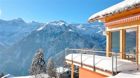 chalets to rent in switzerland luxury ski chalet rentals in the 4 valleys ski resort in switzerland