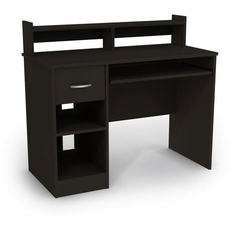 desks with storage contemporary computer desk with storage design